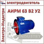 Электродвигатель АИРМ 63 В2 У2 фото