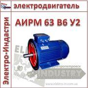 Электродвигатель АИРМ 63 В6 У2 фото
