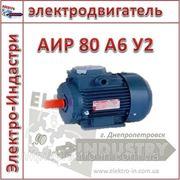 Электродвигатель АИР 80 А6 У2 фото