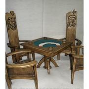 Мебель для игры в карты, мебель для карточной игры фото