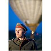 Реконструкция военной истории. фото