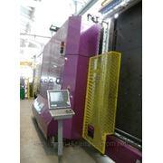 Стеклопакетная линия LISEC 2500*3500 с газовым пресом и роботом герметизации (2004 год. ) фото