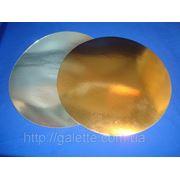 Подложка под торт круглые D25.5cm (код 00322) фото