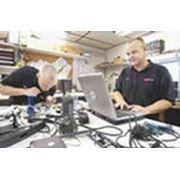 Сервисный ремонт видеотехники. фото