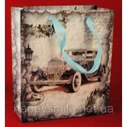 Подарочные пакеты оптом 667-02 фото