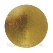 Подложка золото-серебро 32см от 5шт фото