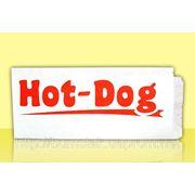 Бумажный пакет для хот догов
