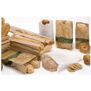 Бумажные пакеты для круглого хлеба
