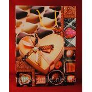 Пакеты для подарков, подарочные пакеты оптом 366-022