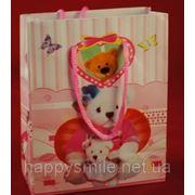 Подарочные пакеты оптом 958-029 фото