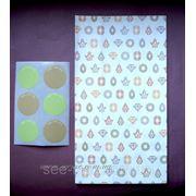 Пакет бумажный , набор из 6 шт фото