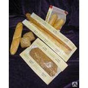 Пакет для хлеба с перфорированным окошком и без фото