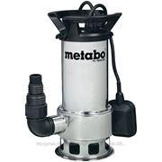 METABO PS 18000 SN Диаметр пропускаемых частиц: 35, Гарантия: 12, Глубина погружения: 7, Максимальная высота подачи: 11, Максимальное давление подачи