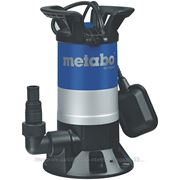 Насос METABO PS 15000 S Диаметр пропускаемых частиц: 30, Гарантия: 12, Глубина погружения: 5, Максимальная высота подачи: 9.5, Максимальное давление