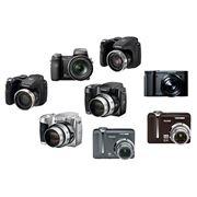 Ремонт цифровых фотоаппаратов фото