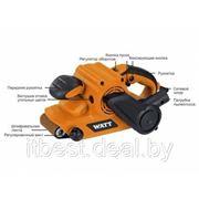 Ленточная шлифовальная машина Watt WBS-810 фото