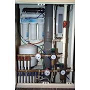 Установка водосчётчиков и водонагревателей фото