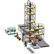 Атмосферные установки первичной переработки нефти мощностью от 10 до 100 тысяч тонн в год фото