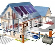 Монтаж систем отопления, водоснабжения фото