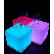 Мебель светодиодная фото