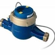 Счётчик холодной воды с импульсным выходом 10 л./имп., МТК-I-N-40, Ду=40 мм, Qn=10,0 куб.м/час фото