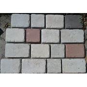 """НОВИНКА!!! Тротуарная плитка """"Средневековый камень"""" фото"""