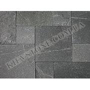 Тротуарный камень Графит фото