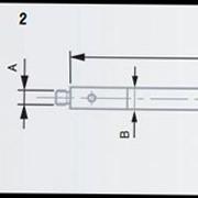 Соединительная резьба М4, L = 20 мм 03969402 фото
