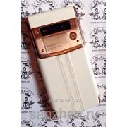 Телефон Vertu Signatue Touch Pure White Red Gold 86560 фото