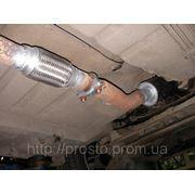 Пламегаситель вместо катализатора фото