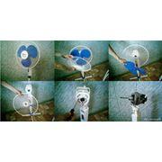 Ремонт бытовых вентиляторов фото