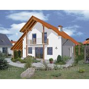Пятикомнатный дом 111 м2+навес 33,3м2 «Чудо» фото