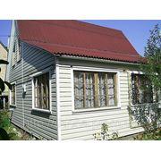 Дачный дом «клавдия» фото