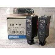 Оптический датчик OMRON E3S-AT86 фото