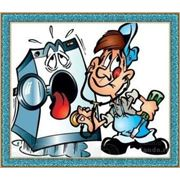 Срочный ремонт стиральных машин фото