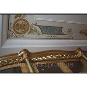 Роспись в классическом стиле - потолок фото