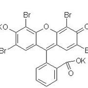 Эозин К (Тетрабромфлуоресцеина калиевая соль; Эозин калия) CAS № 56897-54-2 фото