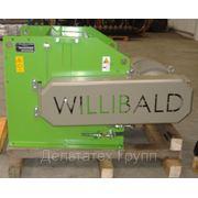 Стационарная дробилка древесины Willibald UZ80, Германия. фото
