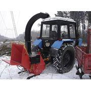 Рубильные машины DP 660-Т навесная на трактор фото