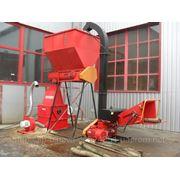 Измельчитель древесины DP 660 MК фото