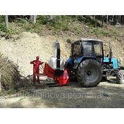 Деревообробне обладнання фото