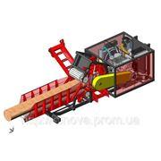 Измельчитель древесины HG 600 D фото