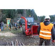 Щеподробилка,дробилка древесины, дереводробилка Farmi 180HF фото
