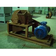 Установка для измельчения отходов древесины фото