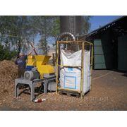 Дробилка молотковая с транспортным вентилятором фото