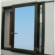 Раздвижные окна из евробруса, экономия пространства, уют и тепло в вашем доме фото