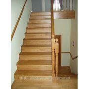 Лестница прямая фото