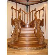Лестница двусторонняя фото