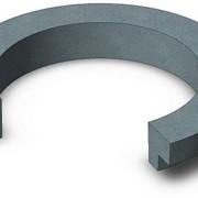 Кольцо защитное электродов установки печь-ковш фото