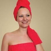 Парео для бани и сауны женский фото